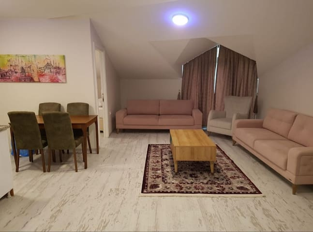 1+1 Luxury Hotel apartments,daily renting Istanbul