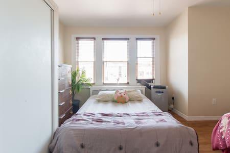 Charming and cozy 2 bedroom apartment - ฟิลาเดลเฟีย - อพาร์ทเมนท์