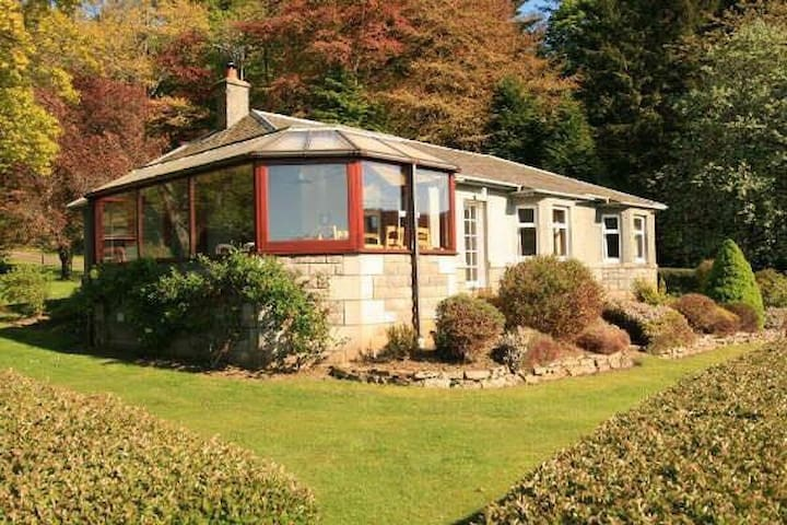 Woodlands Holiday Cottage Dunkeld - Pitlochry  - Bungalov