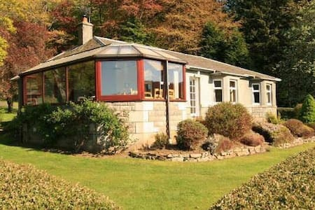 Woodlands Holiday Cottage Dunkeld - Pitlochry  - บังกะโล