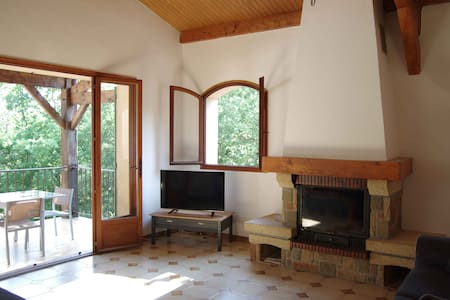 Grande maison au calme sur la commune de Peille. - Peille
