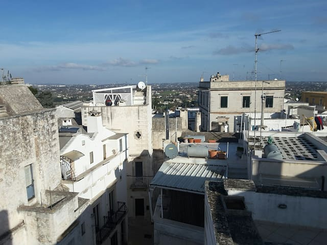 La Casina di Tina - Martina Franca - Appartement