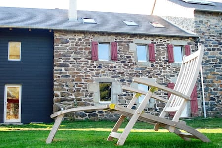 La Grange de l'Ardeyrol - Bed & Breakfast