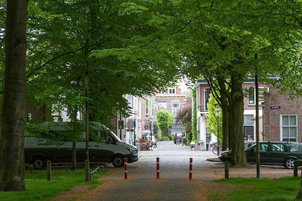 Doelenstraat / Doelenstreet