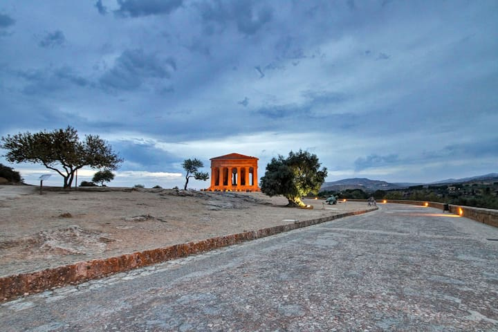 Tranquilla villetta di campagna - Agrigento - Dům
