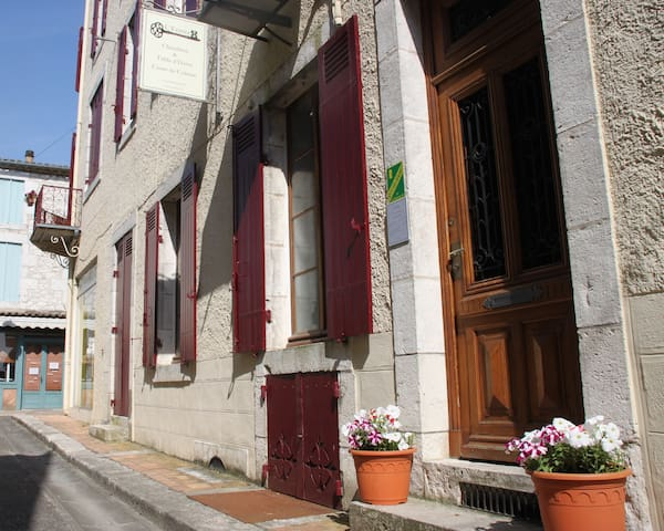 L'Entree Bed and Breakfast - Castillonnès - Bed & Breakfast