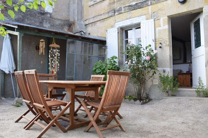 Charming house in Vouvray