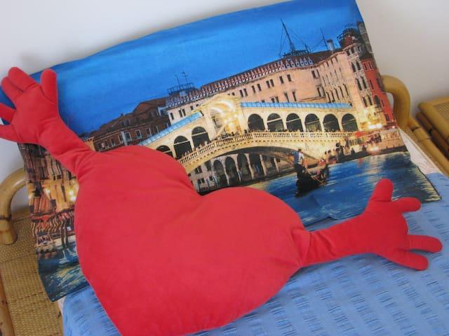 Vicino a Venezia e alla natura! - Venedik - Daire