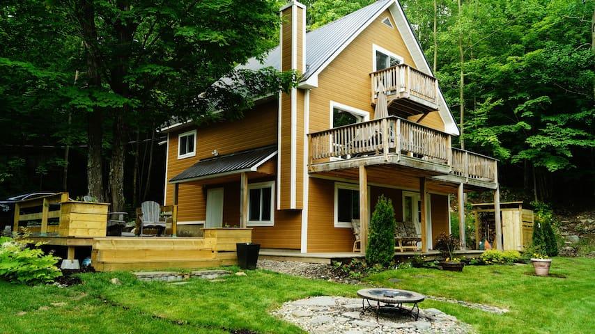 Happy cottage - Austin - บ้าน