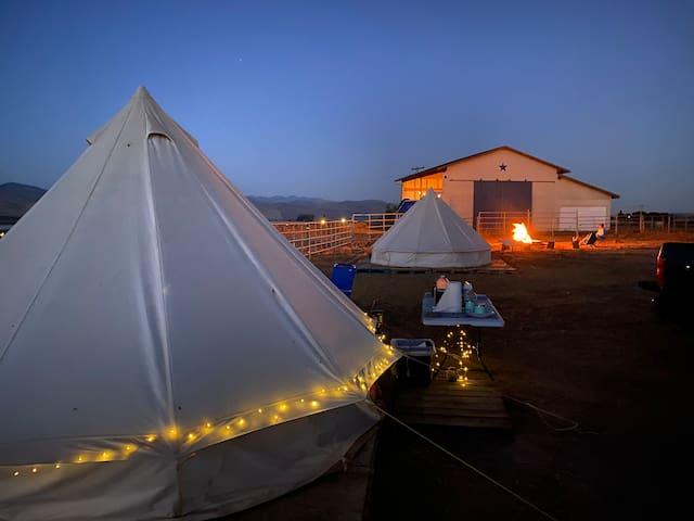 Baja Bell Tent