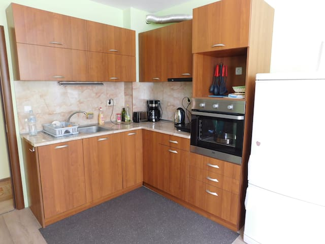 2-bedroom apartment in Varna - Varna - Leilighet