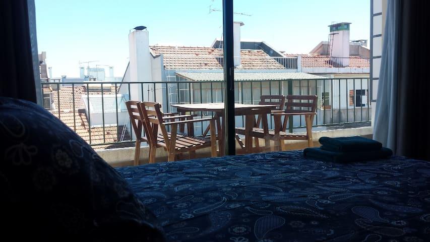 Appartement moderne avec balcon 2 à 4 personnes