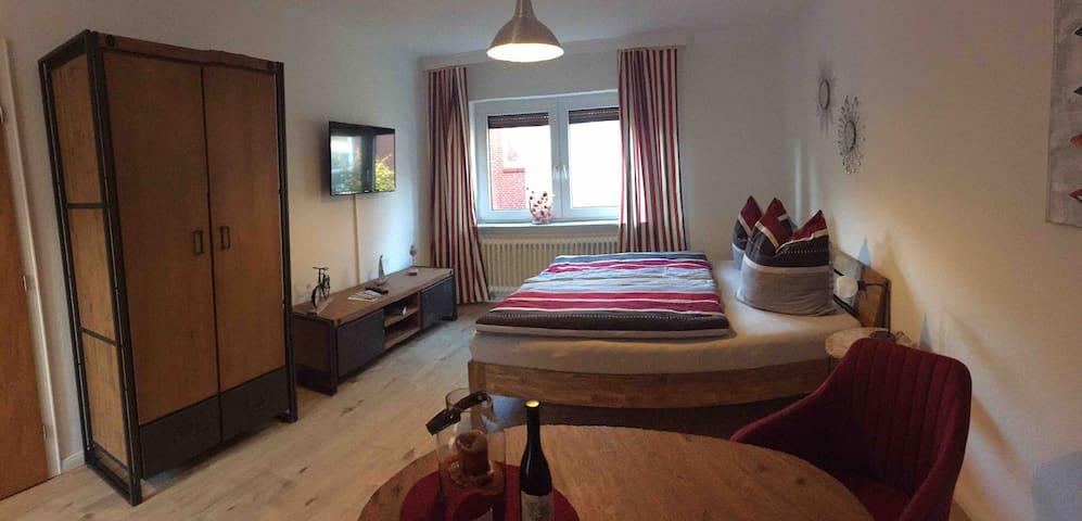 Schöne 1 Raum Wohnung im Zentrum von Büsum ab 40,-