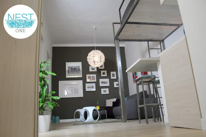 Belgrade Center Apartment NEST ONE