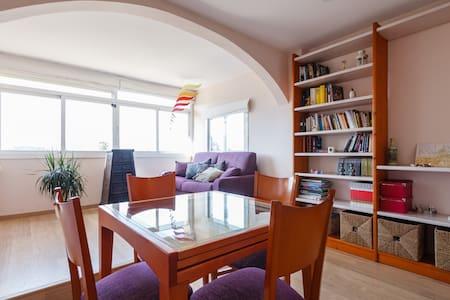 Acogedor apartamento con estupendas vistas - Palma