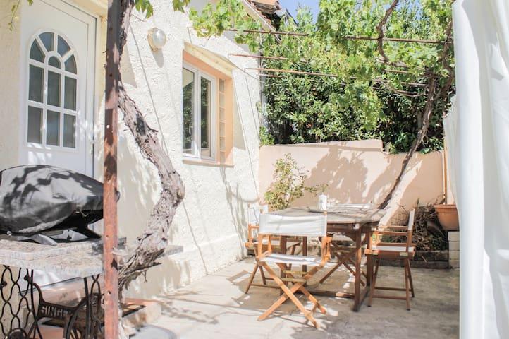 Trés belle maison de plein pied  - มาร์เซย์ - บ้าน