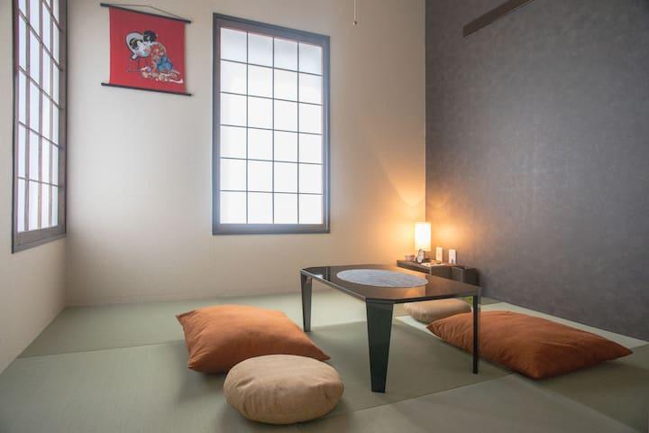#2F 1station 5minute from Kyoto Sta/NearToji/2room