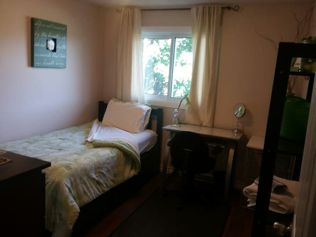 Bed and Breakfast, friendly ,clean,comfy home. - London - Kondominium