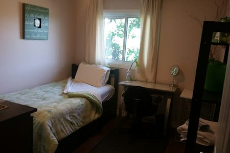 Bed and Breakfast, friendly ,clean,comfy home. - London - Ortak mülk