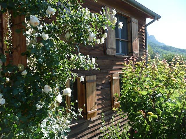 Chambre d'hôtes à la montagne - Ventavon - Inap sarapan