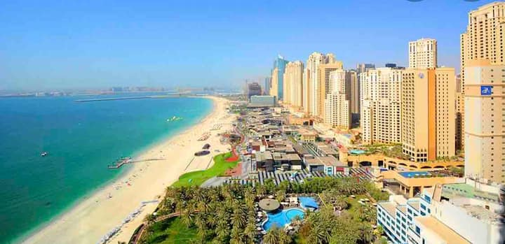 Amazing Beach JBR apartment