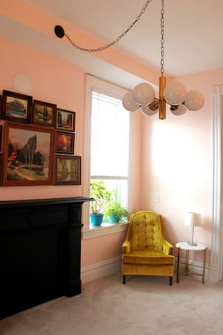 The Pink Suite with private bath - Benton Park
