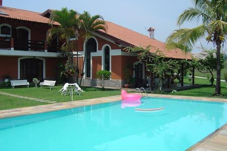 Clube de Campo Particular - Águas de São Pedro - Cabin