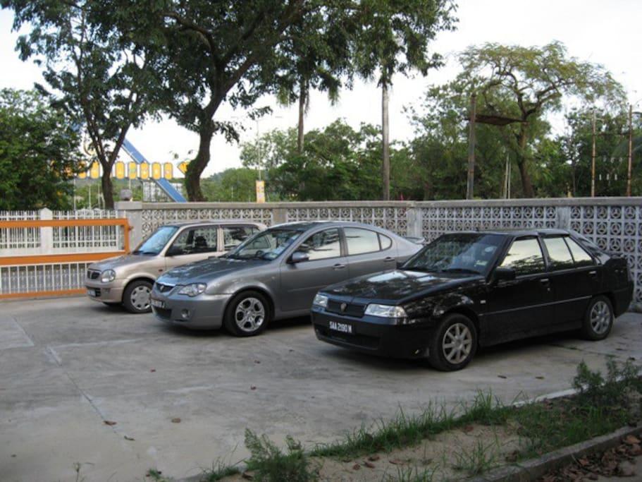 Parking Bay.