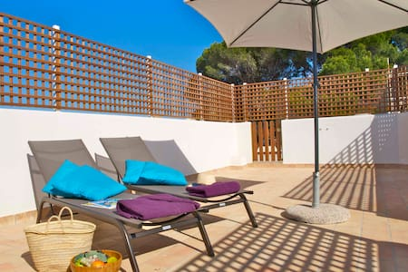 Apartment near beach in Cala Rajada - Capdepera - Wohnung
