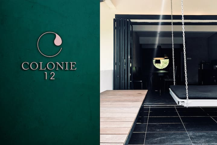 Colonie 12, A Minimalistic Haven, Silverpark