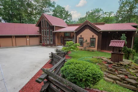 Indiana Wooded Paradise Retreat - Paragon - Cabane
