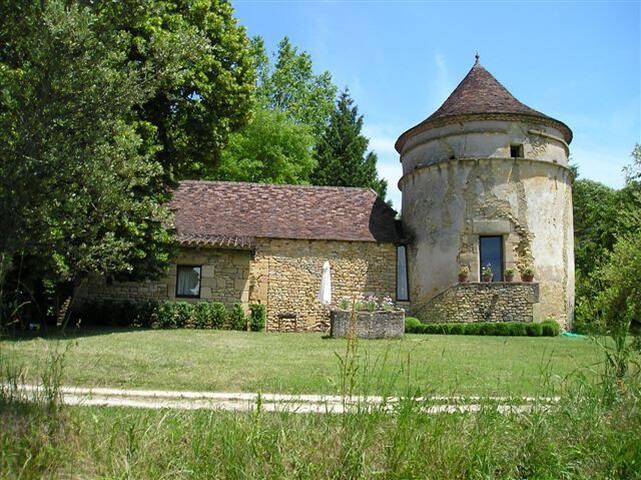 Le Pigeonnier - Plazac - Huis