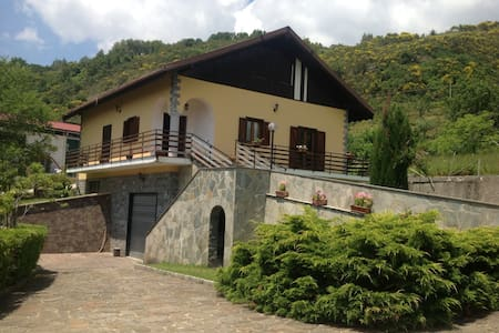 Chalet del Cilento - piano vetrale - Bed & Breakfast