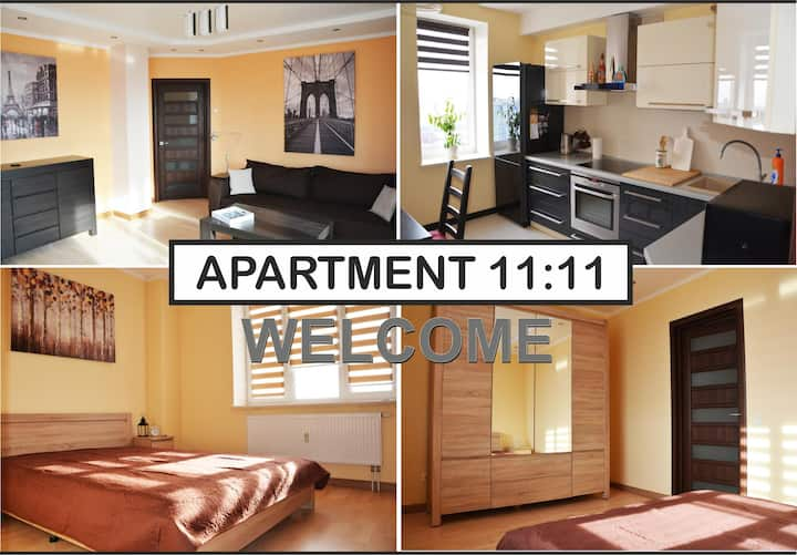 Apartment 11-11 Morozova Brest 24H