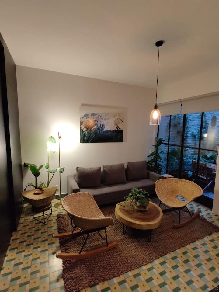 Exclusive and beautiful Ambar Apartment
