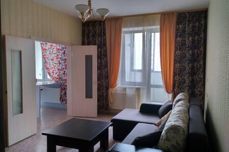 замечательная квартира , по доступной цене - Chelyabinsk - Leilighet