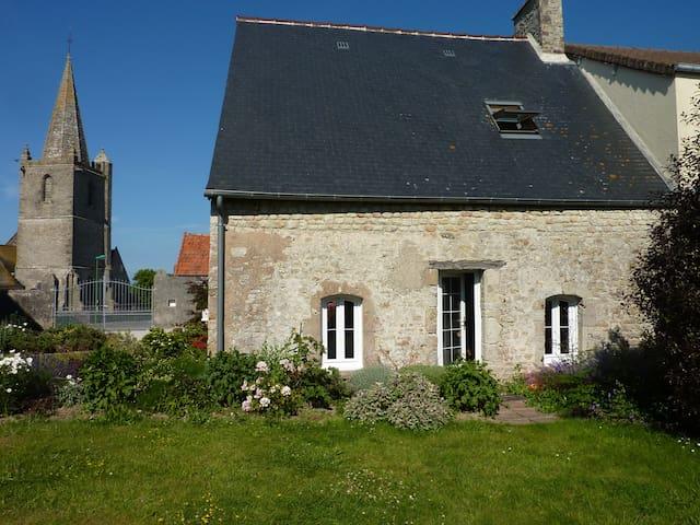 gîte mer et campagne - Saint-Martin-de-Varreville - Hus