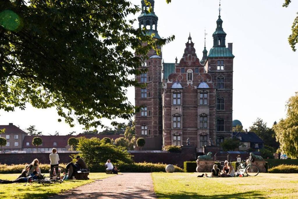 Zentral kopenhagen wohnungen zur miete in kopenhagen for Kopenhagen unterkunft