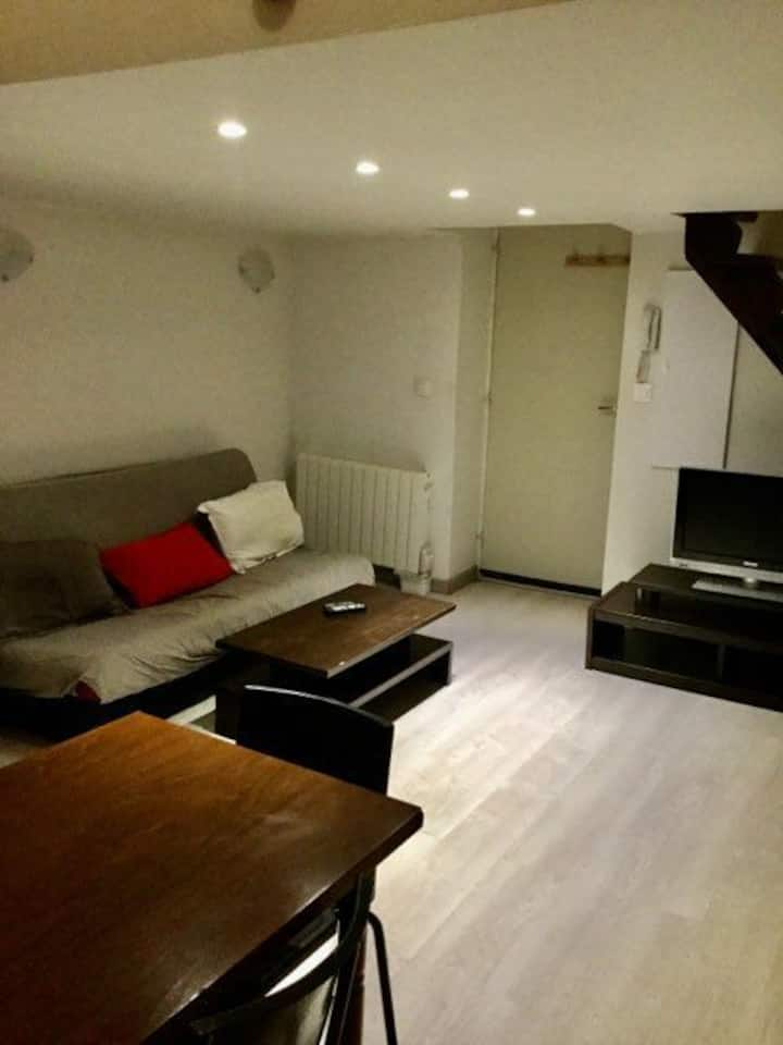 Duplex tout confort