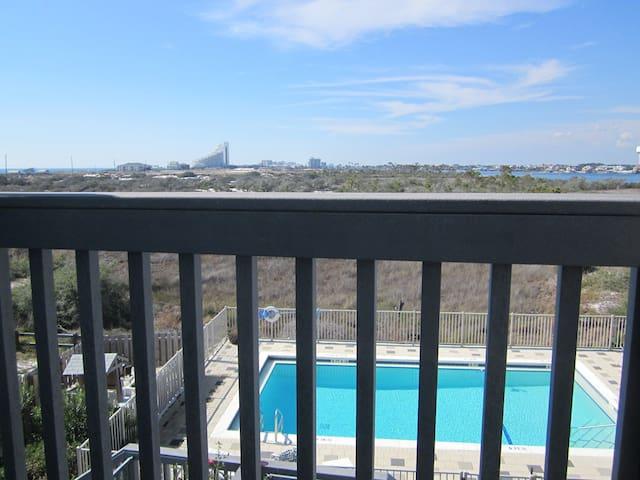 Perdido Key / Gulf Shores Town Home - Pensacola - Casa