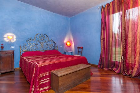 La Colombera - Stanza Cielo - Lessona - Bed & Breakfast