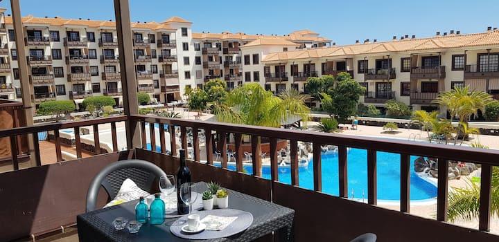 Costa del Silencio Luxury on first line WiFi