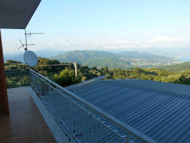 CASA VACANZE - BOSCO - San Giovanni a Piro - Casa