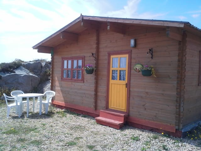 Boutique Log Cabin,Connemara,Galway - Ardmore - Huis