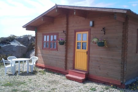 Boutique Log Cabin,Connemara,Galway - Ardmore - Talo
