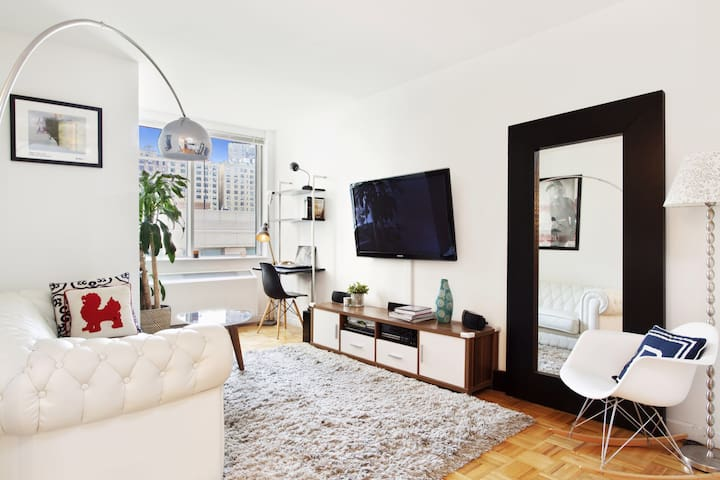 Luxury 1 Bedroom Upper West