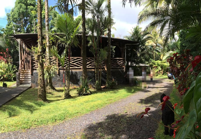Kupono Garden- Sleeps 4! GREAT FOR FAMILIES! - Pāhoa - Lejlighed
