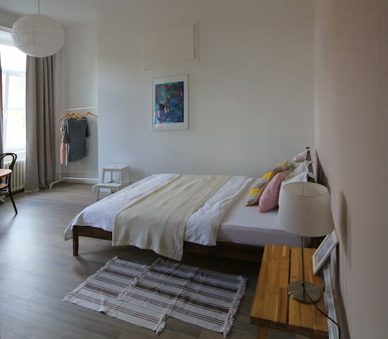 New, renovated Studio @ Murgenthal Station+parking - Murgenthal - Apartment