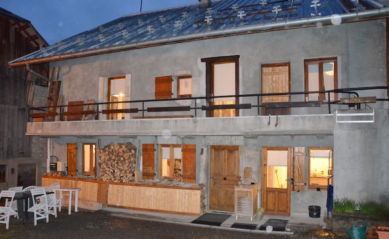 Montmin, Haute-Savoie, Studio - Montmin - Appartamento