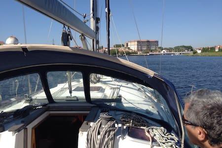 sailing porto with sleep aboard - Porto